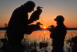 Ducks Unlimited 75<sup>th</sup> Anniversary Endowment Challenge